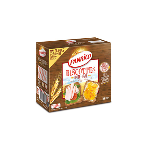 Panrico® Biscottes Integral